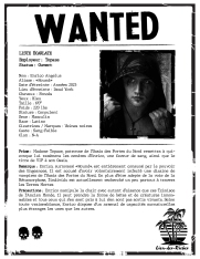 Wanted - Enrico Angelus