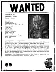 Wanted - Tan