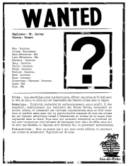 Wanted - EMET